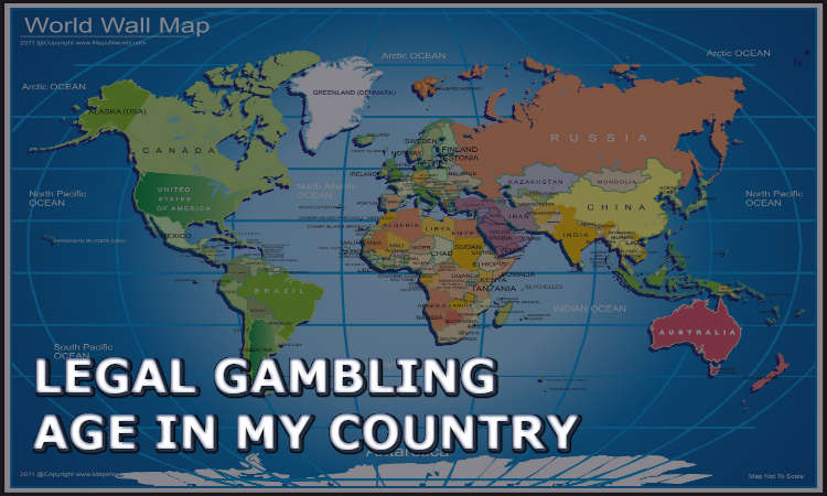 What Is Gambling Age
