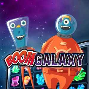 Galaxy Boom Logo