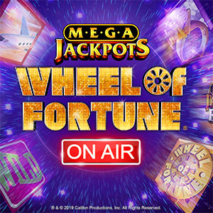 Wheel of Fortune on Air Logo