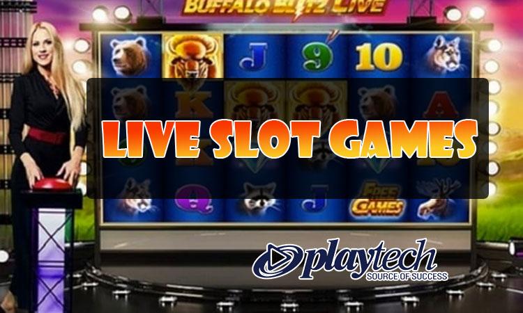 Live Slot Games