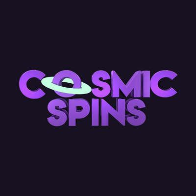 Cosmic Spins Casino Logo
